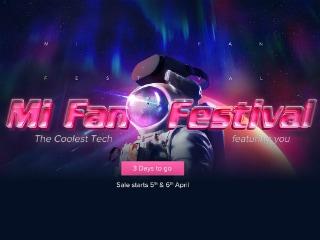 Redmi Note 5 Pro Buyers to Get Free Earphones in Xiaomi Mi Fan Festival, and Other Deals
