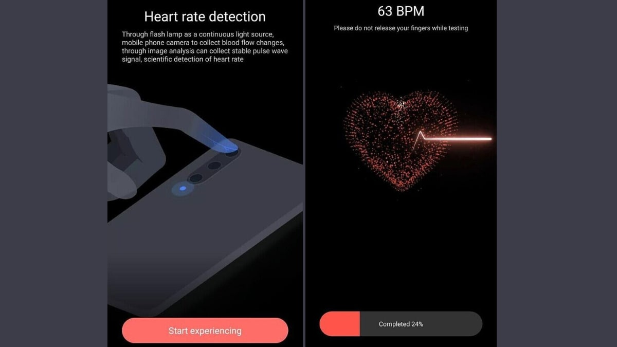 Photo of Mi Health App Update Brings Heart Rate Monitoring Feature to Phones: Report