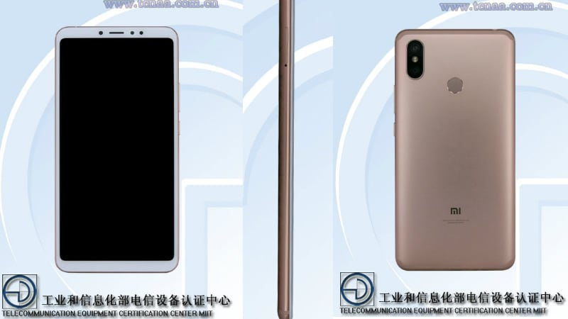 Xiaomi Mi Max 3 Specifications Leaked in TENAA Listing