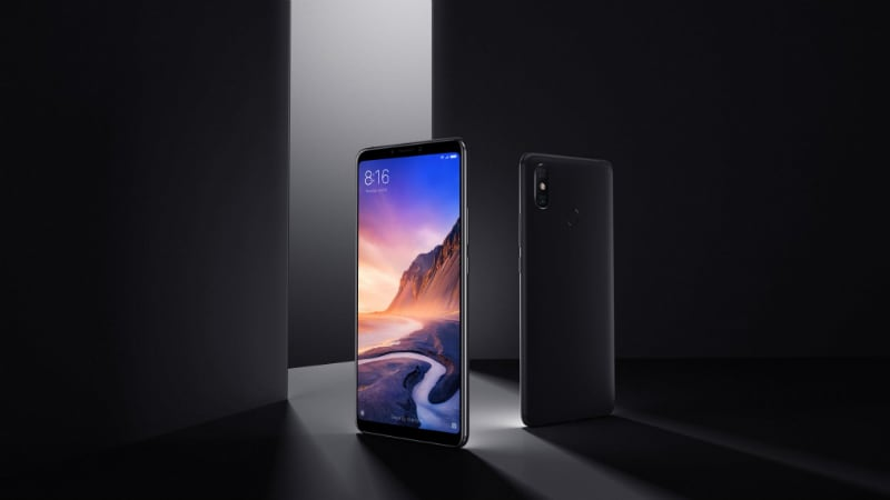 Xiaomi Mi Max 3 India, Global Launch Expected Soon