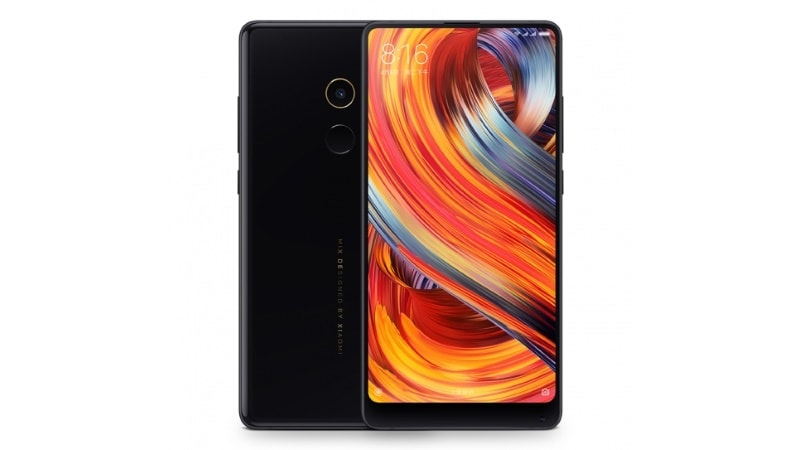 Xiaomi Mi MIX 2 Sold Out in Just 58 Seconds in Its First Sale