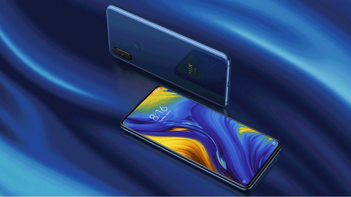 Mi Mix 4 Specifications Leaked Online, Waterfall Screen and 100MP Main Camera Tipped