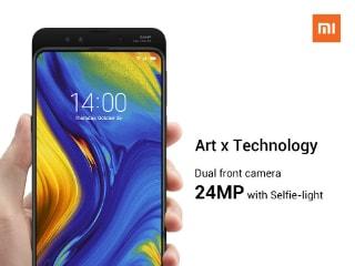 Xiaomi Mi Mix 3 में होंगे 24 मेगापिक्सल के दो सेल्फी कैमरे