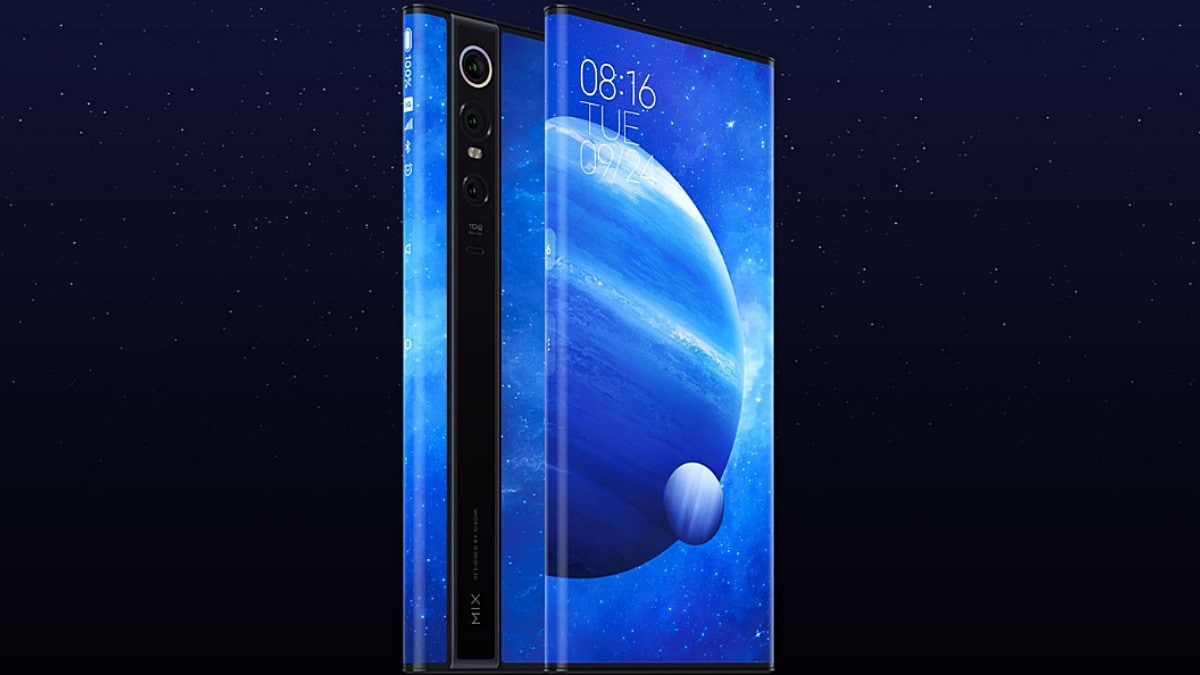 Xiaomi Mi Mix Alpha Refresh With Snapdragon 865 SoC Reportedly in Development