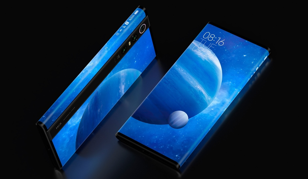 Mi Mix Alpha With Surround Display, 108-Megapixel Main Camera Launched: Price, Specifications