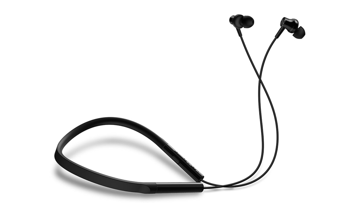 Mi Neckband Bluetooth Earphones With 8 Hours Battery Life Dynamic Base Launched In India Technology News