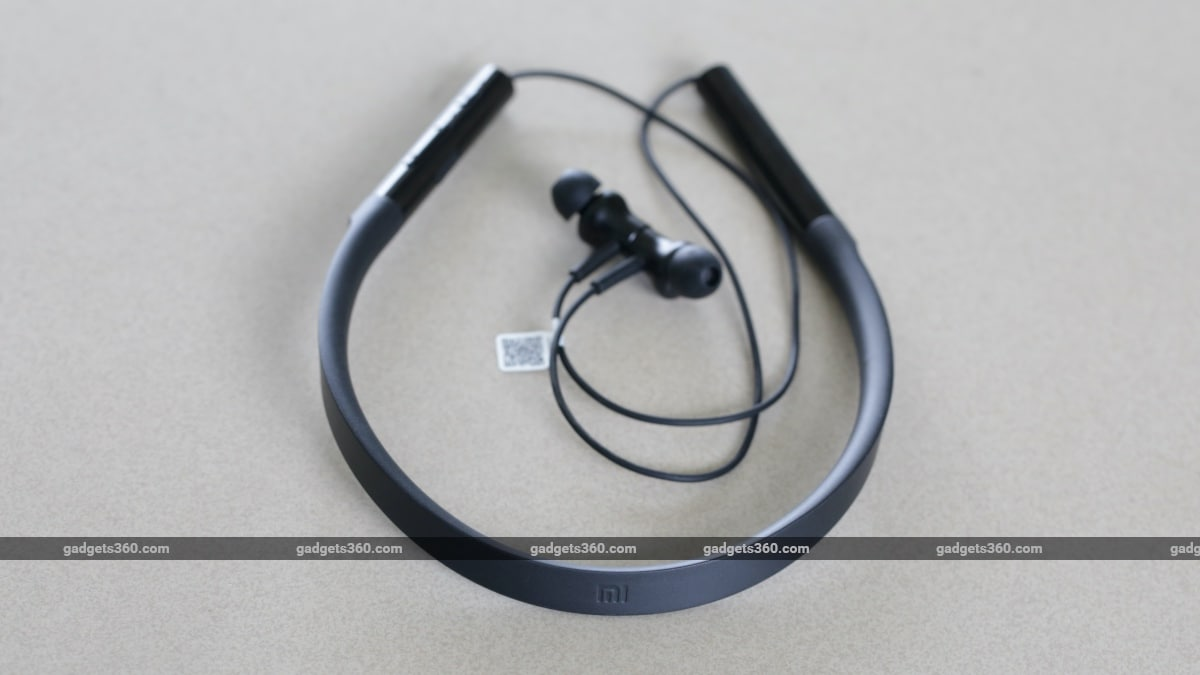 mi neckband bluetooth earphones review neckband Xiaomi  Mi