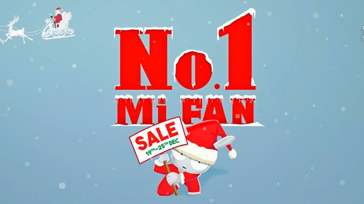 Xiaomi Announces No. 1 Mi Fan Sale With Discounts, Deals on Redmi K20 Pro, Redmi Note 7 Pro, and More Offers