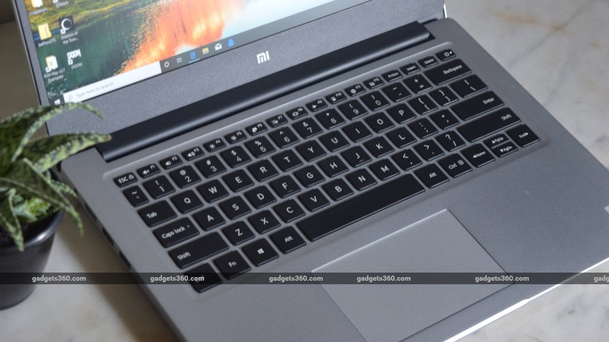 mi notebook 14 keyboard ndtv mi