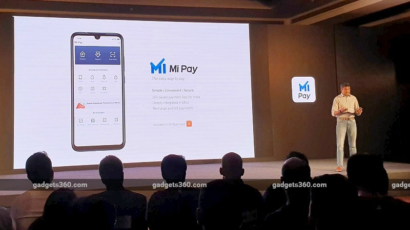 Mi Pay Launched in India, Xiaomi's UPI-Based Payments App