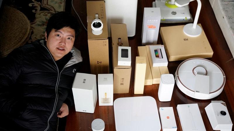 Mi Mi Mi: Super Fans of China's Xiaomi Stoke IPO Ambitions