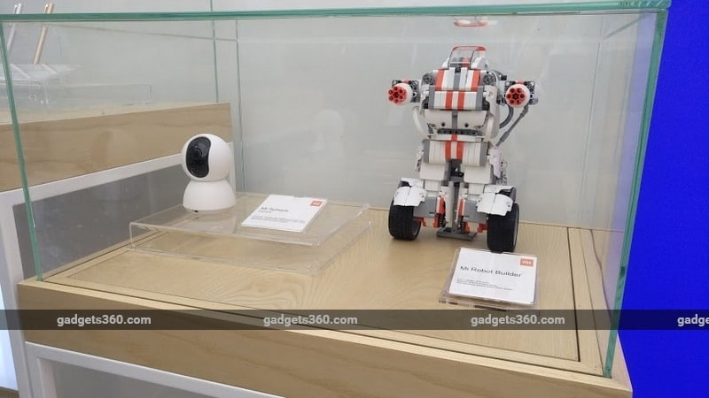mi robot builder full Robot