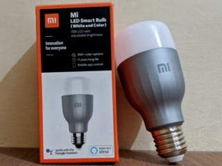 Mi LED Wi-Fi Smart Bulb Review