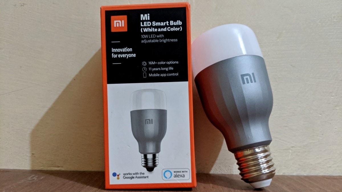 Mi LED Wi-Fi Smart Bulb Review