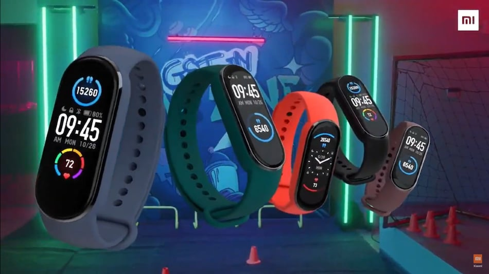 Mi Smart Band 5 With 11 Sports Modes and 14-Day Battery Life Launched