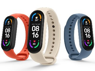 Mi Smart Band 6 With a Bigger AMOLED Touch Display, 14 Days Battery Life Launched in India