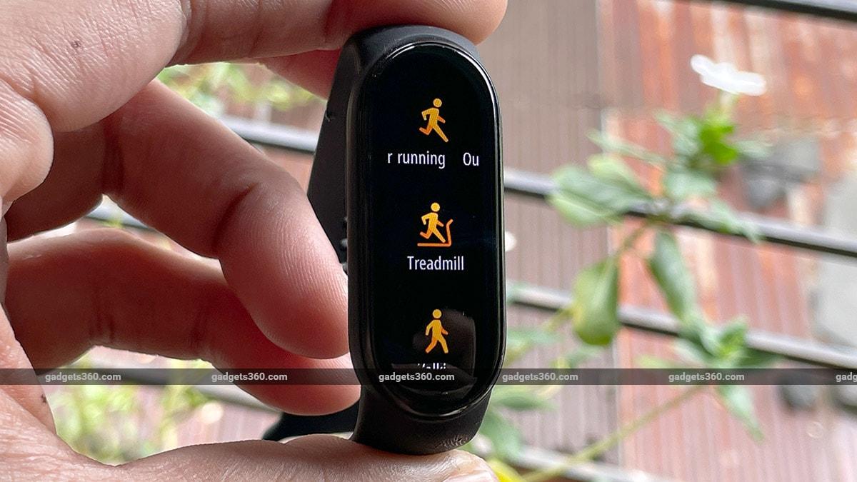 mi smart band 6 workout tracking gadgets360 Mi Smart Band 6 Review