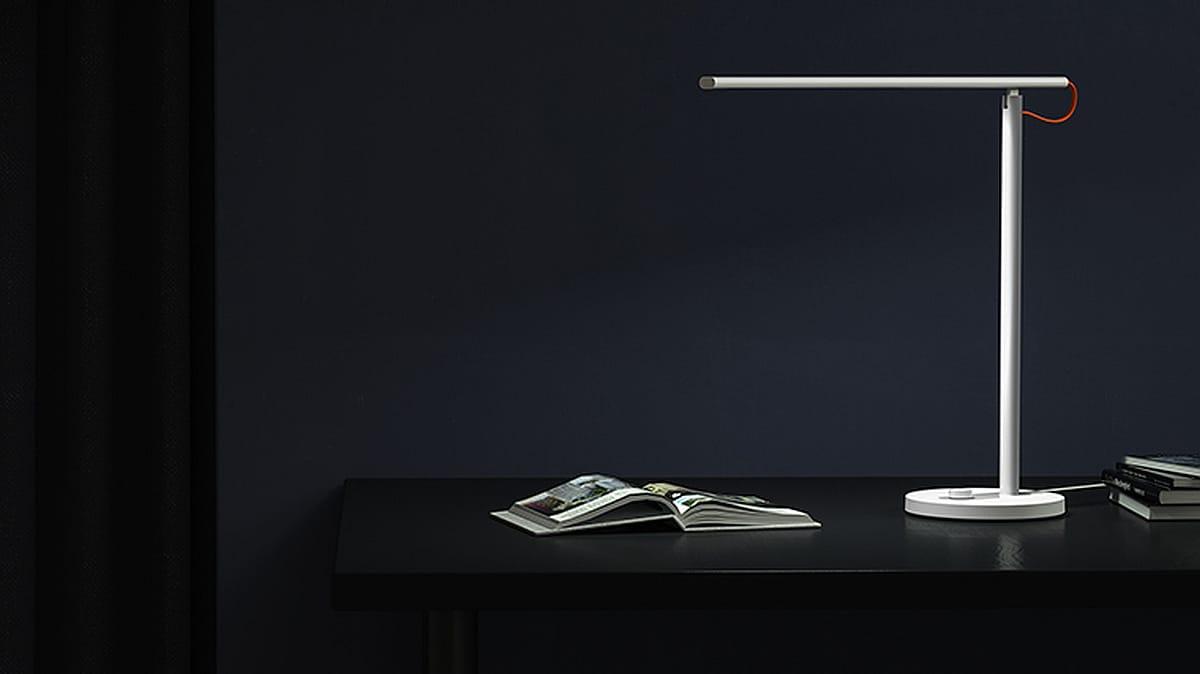 Lamp With ControlChild LED Smart Desk Mi 1S Brightness WH2D9IYE