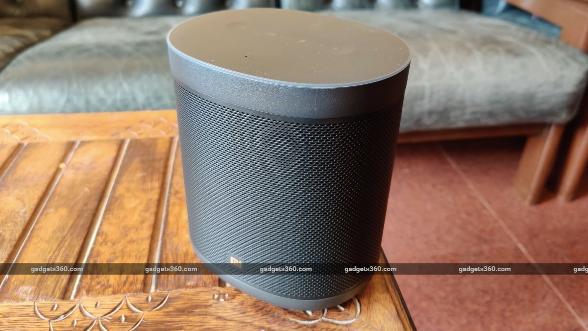 mi smart speaker review main Mi  Mi Smart Speaker