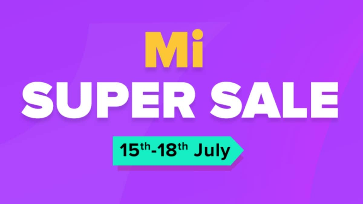 Mi Super Sale Returns on Mi.com: Offers on Xiaomi Phones, TVs, and Accessories