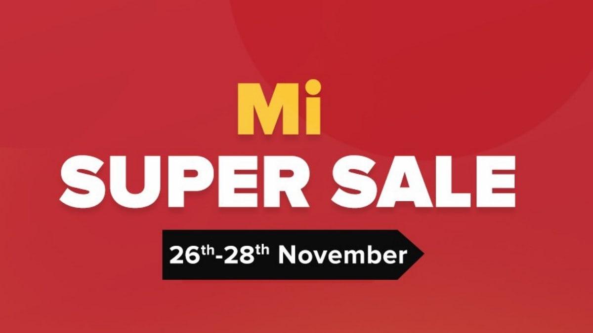 Mi Super Sale: Redmi K20 सीरीज़ पर 3,000 रुपये तक छूट, और भी Xiaomi फोन बिक रहे हैं सस्ते में