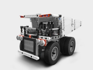 Xiaomi's Mi Truck Builder Toy Goes Up for Crowdfunding in India at Rs. 1,199