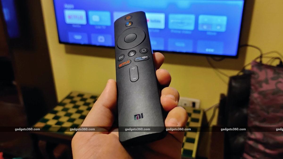 mi tv 4x 50 remote Mi TV