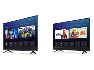 Mi TV 4X Pro 55, Mi TV 4A Pro 43 Goes on Sale in India for the First Time Today