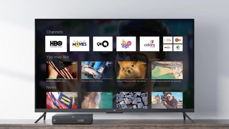 mi tv channels Mi TV