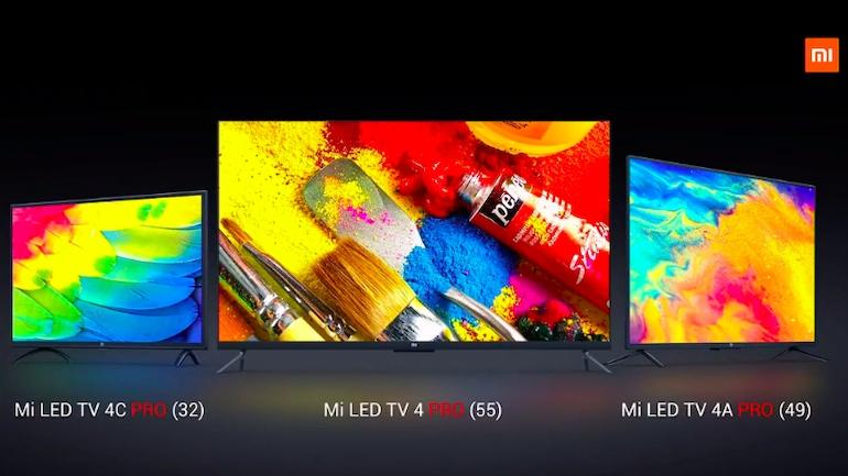 Xiaomi ने लॉन्च किए तीन नए स्मार्ट टीवी, जानें स्पेसिफिकेशन और कीमत