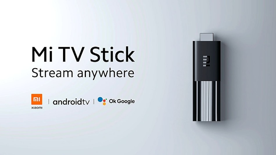 Mi TV Stick With Full-HD Streaming, Android TV 9 Launched in India, First Sale on August 7