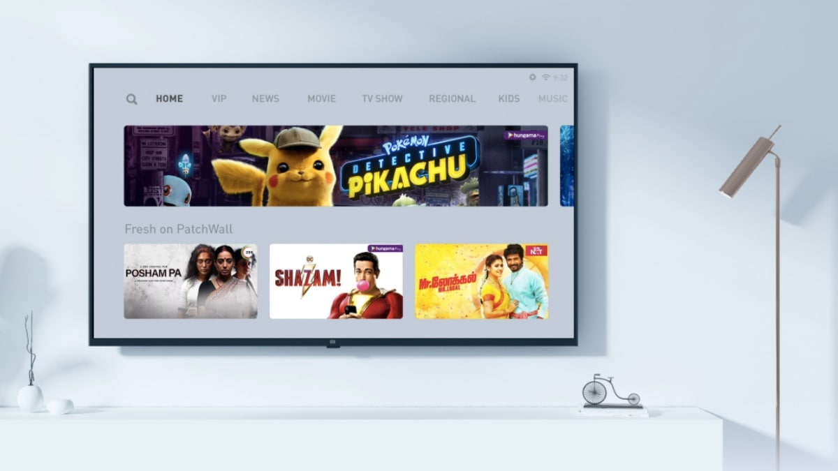 Xiaomi Brings SonyLIV to PatchWall, Offers a Range of Fresh Content for Mi TV Users