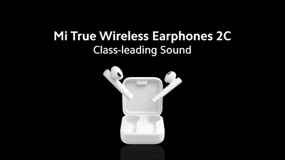 Mi True Wireless Earphones 2C With 14.2mm Drivers, Environmental Noise Cancellation Launched in India