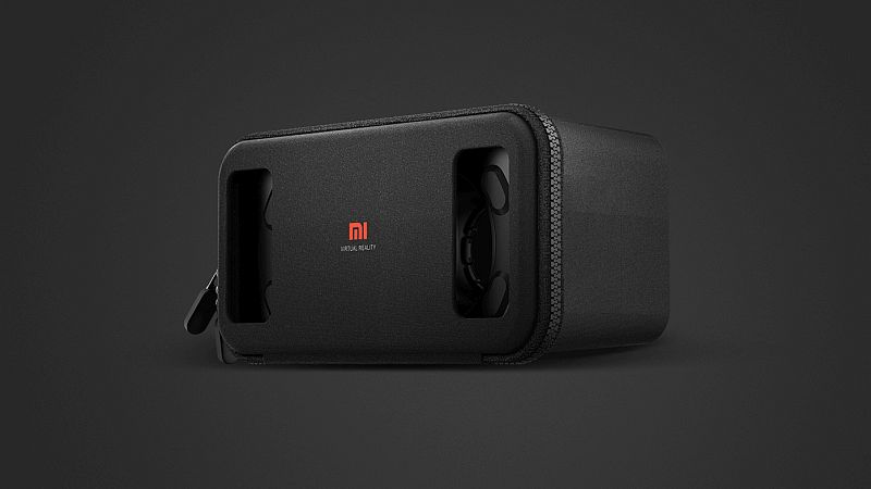 Xiaomi Mi VR Play Headset With Zipper Design Launched at Rs. 999