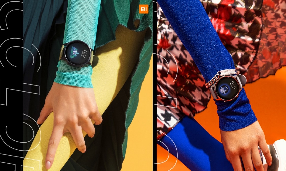 Xiaomi Mi Watch Color With Heart Rate Tracking, Sleep Monitoring Capabilities Launched