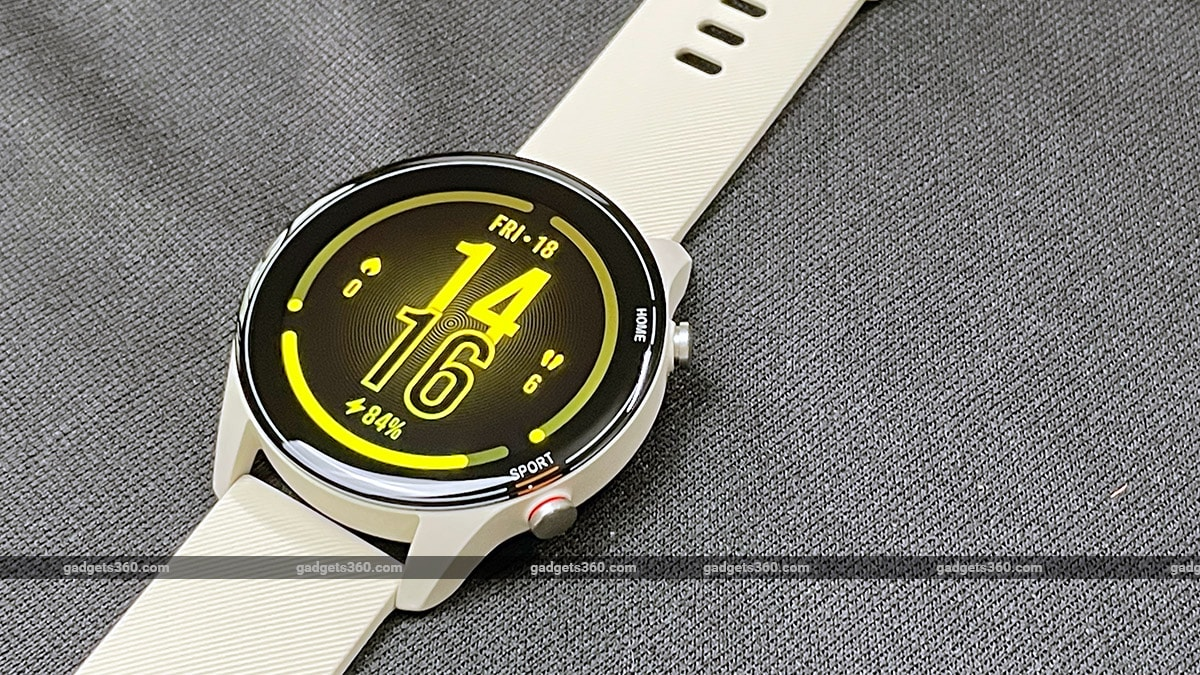 mi watch revolve active display Xiaomi Mi Watch Revolve Active