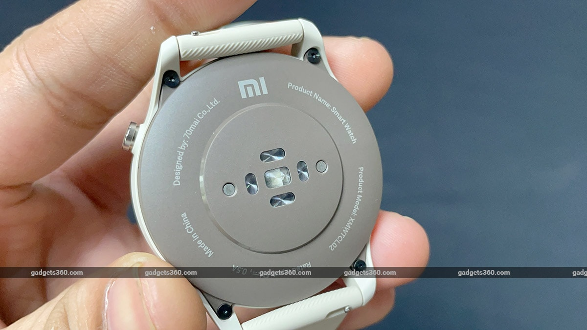 mi watch revolve active sensors Xiaomi Mi Watch Revolve Active First Impressions
