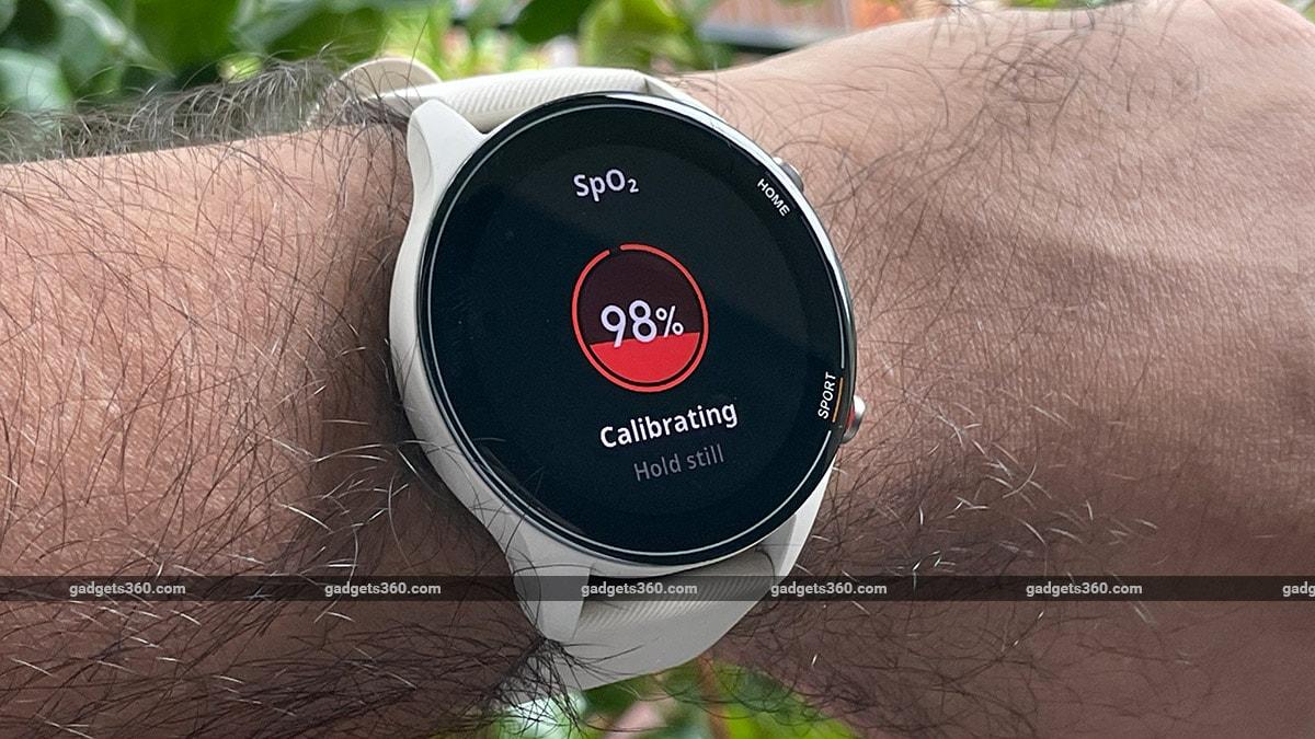mi watch revolve active spo2 Mi Watch Revolve Active Review