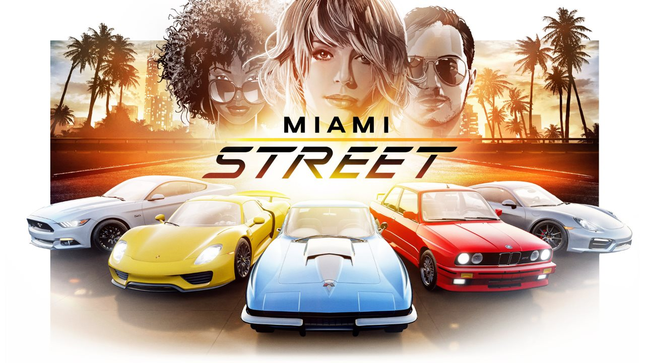 Microsoft Launches Free To Play Windows 10 Racing Game Miami Street
