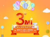 Xiaomi's 3rd Mi Anniversary Sale Continues: Redmi 4 at Re. 1, Redmi Note 4 Sale, and Other Deals, Offers