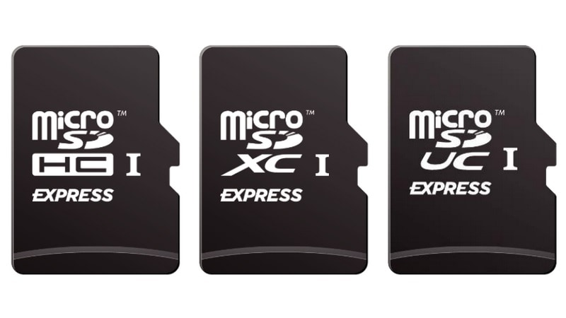 MWC 2019: MicroSD Express Standard With Improved Speed, Power Efficiency Announced