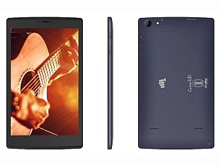 Micromax Canvas Tab P681 Tablet and Bolt Q326+ Smartphone Launched
