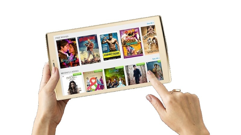 Micromax Canvas Plex Tab With 1-Year Eros Now Subscription Launched: Price, Specifications