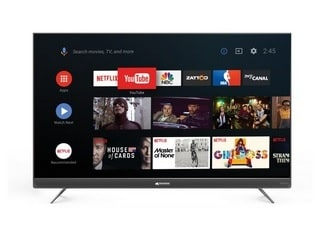 Micromax Launches Its First Google-Certified Android TVs in India, Starting Rs. 51,990