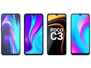 Micromax In 1b, Redmi 9, Poco C3 और Realme C15 में कौन बेहतर?