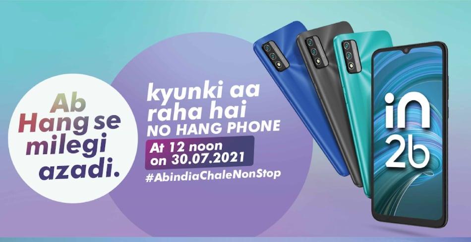 Micromax in 2b फोन भारत में 30 जुलाई को होगा लॉन्च, इन फीचर्स से हो सकता है लैस...