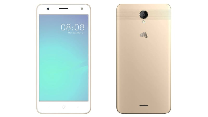 Micromax Spark Go With Android Oreo (Go Edition), 4G VoLTE