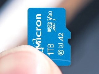 Western Digital, Micron Launch 1TB microSD Cards at MWC 2019
