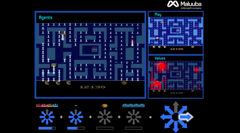Microsoft's AI Mocks Humans by Notching Up Perfect Score in Ms. Pac-Man
