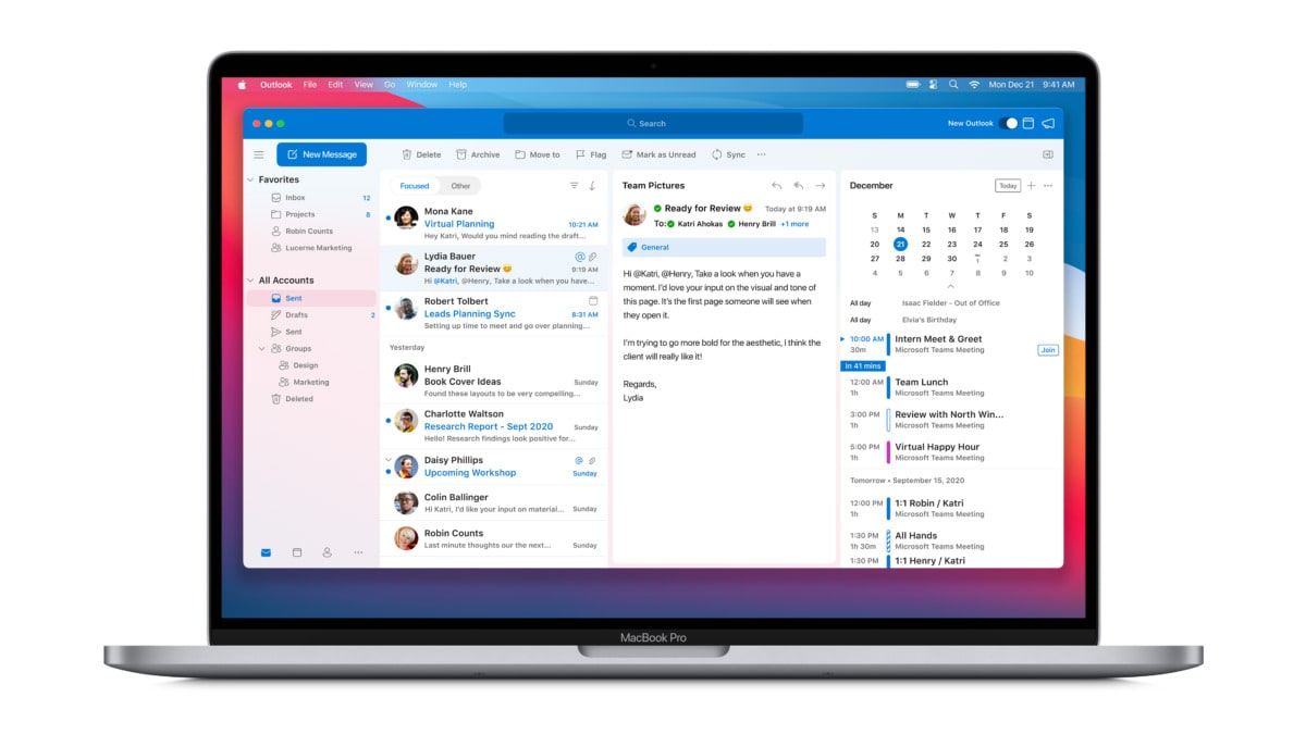 Image of article 'Microsoft Office 365 Apps for Mac Optimised for Apple Silicon'